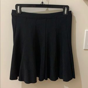 Abercrombie & Fitch Pleated Skater Skirt